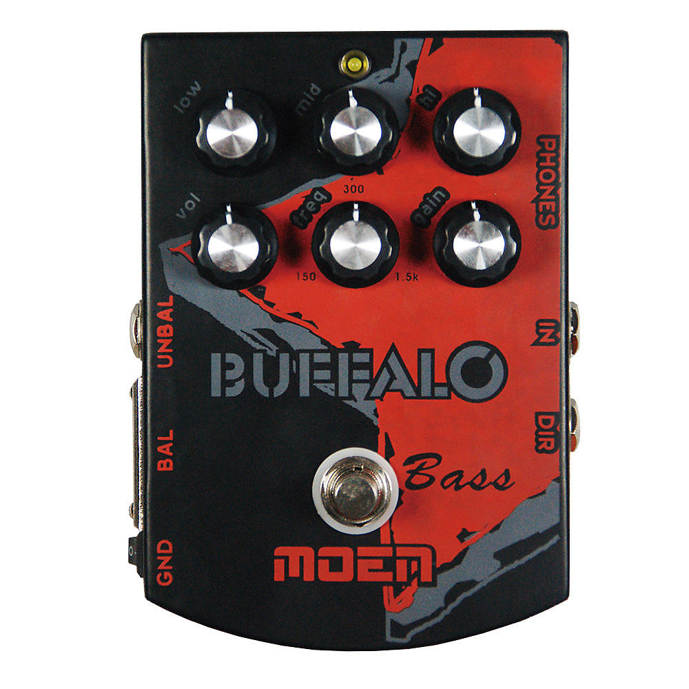 MOEN BS-BA BASS Buffalo DI