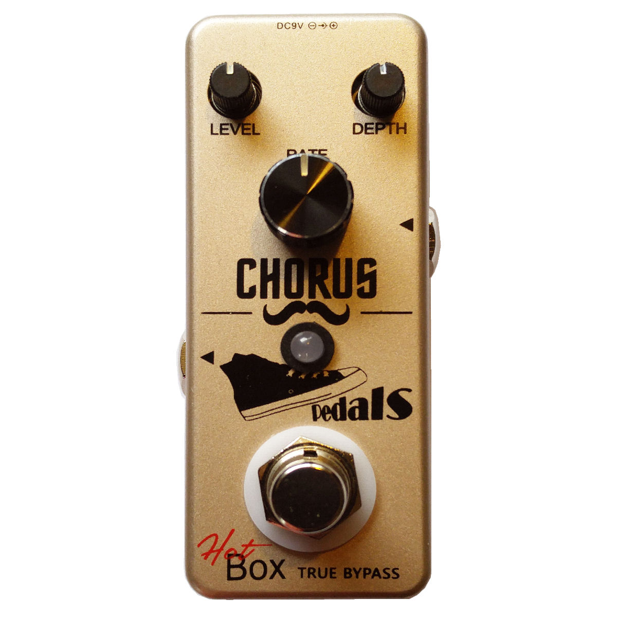 Hot Box Pedals Chorus Attitude Series