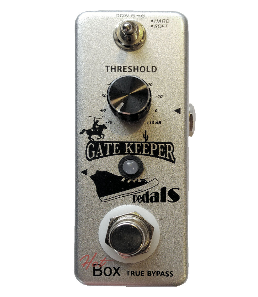 Hot Box Pedals Gate Keeper Attitude Series