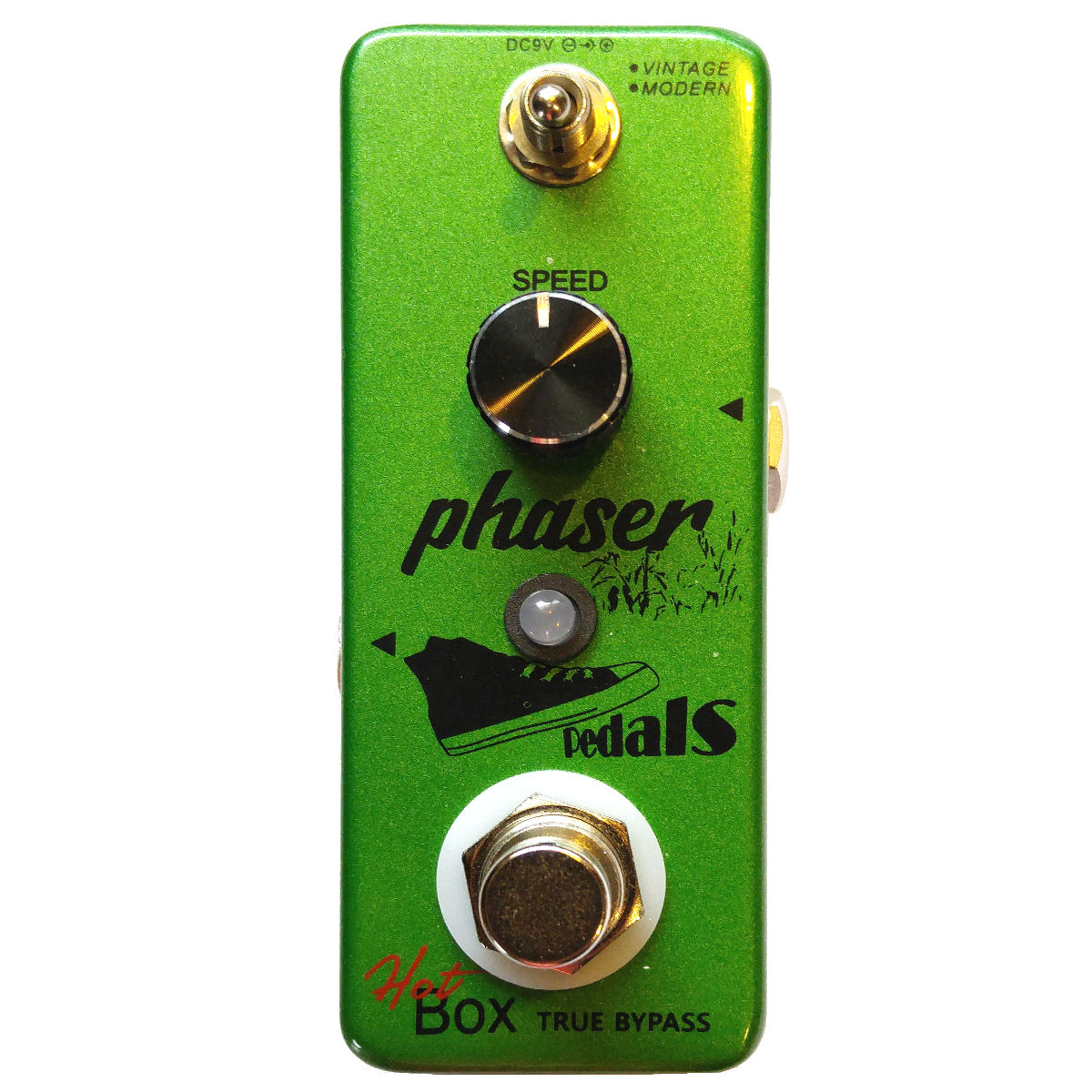 Hot Box Pedals Phaser Attitude Series