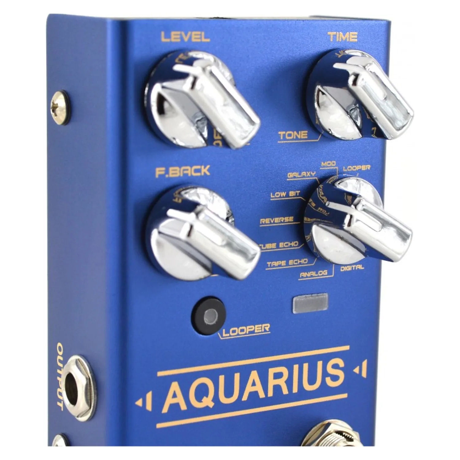 Joyo R Series R-07 Aquarius Delay and Looper