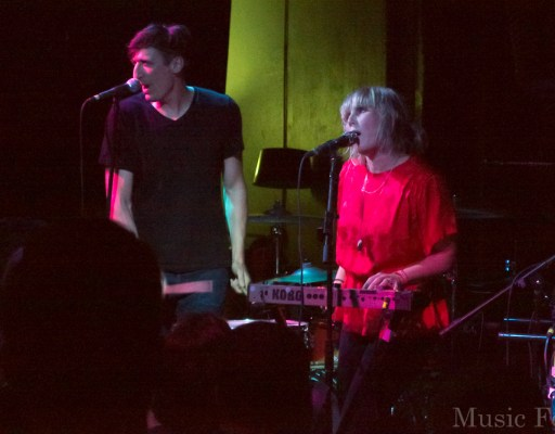 Photos: Mates of State, 4/16/15, Red 7, Austin, TX