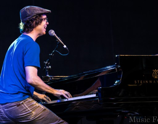 Photo Album: Ben Folds, 6/15/2015, Stubb's, Austin, Texas