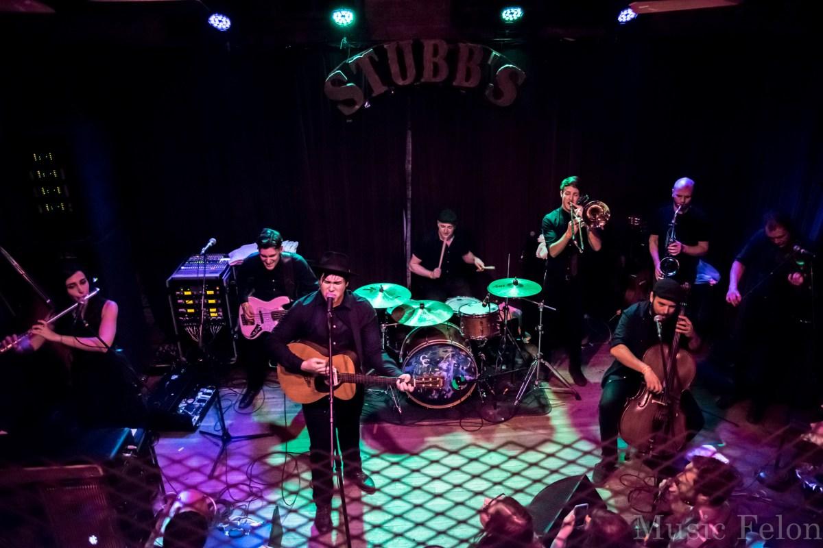 The Family Crest, Stubb's, Austin
