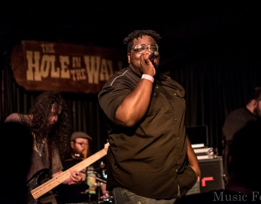 Mega Ran, 9/29/2015, The Hole in the Wall, Austin: Photos – Write-up