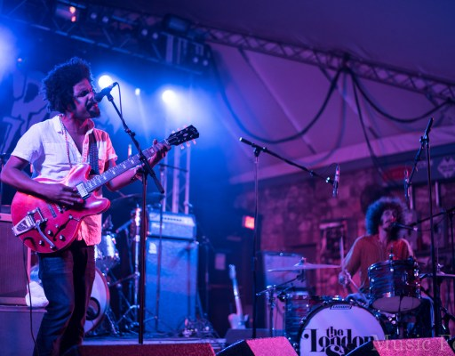 The London Souls, 10/7/2015, Stubb's, ACL Late Nights, Austin: Photos