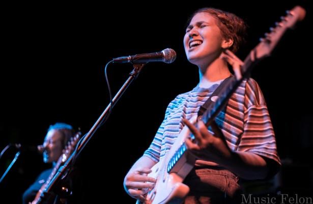 Girlpool, 11/6/2015, FFF Nites, Austin, Photos – Write-up