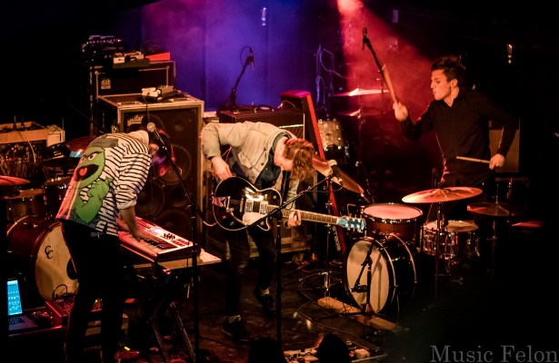 We Are The City, 12/2/2015, Mohawk, Austin, Photos – Write-up