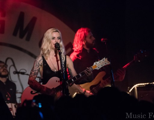 Gin Wigmore, 4/19/2016, Parish, Austin, Photos – Write-Up