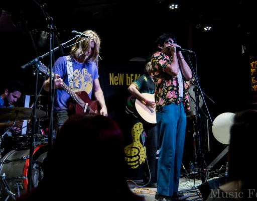 New Beat Fund, 4/8, The Sidewinder, Austin, Photos – Write-up