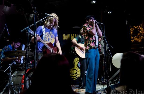 New Beat Fund, 4/8, The Sidewinder, Austin, Photos – Write-up