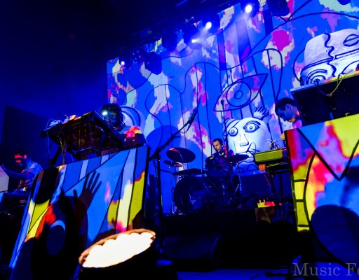 Animal Collective, 4/30/2016, Emo's, Austin, Photos – Write-Up