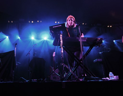 Shura, 9/217/2016, Stubb's Austin, Photos – Write-up