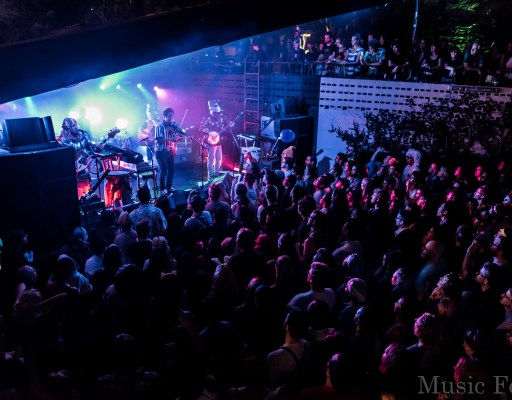 Kishi Bashi, 10/29/2016, Mohawk, Austin, Photos