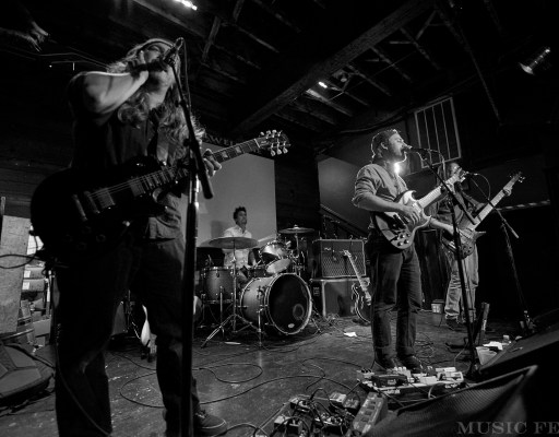 The Canvas People, 1/5/2017, Mohawk Austin, Photos – Write-up