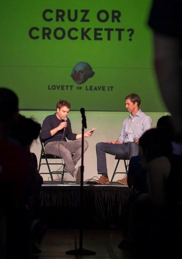 Lovett or Leave It - Jon Lovett and Beto O'Rourke