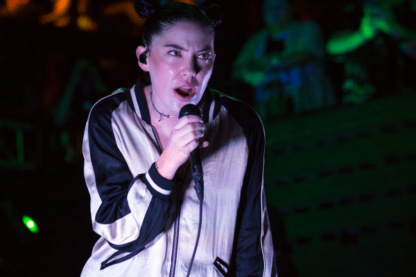 Bishop Briggs, 5/20/2017, Mohawk, Austin, Photos – Write-up
