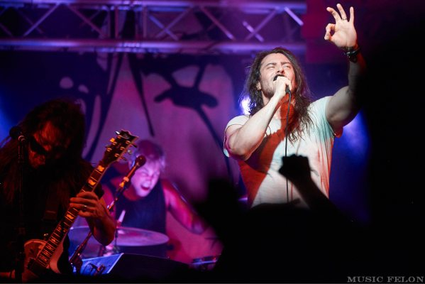 Andrew W.K., 10/3/2017, Mohawk, Austin, Photos – Write-up