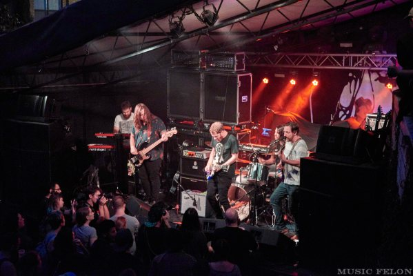 Otis the Destroyer, 10/3/2017, Mohawk, Austin, Photos – Write-up