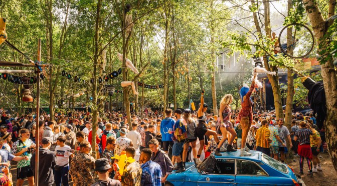 Maribou State, Bicep, Little Dragon & more for Lost Village 2019
