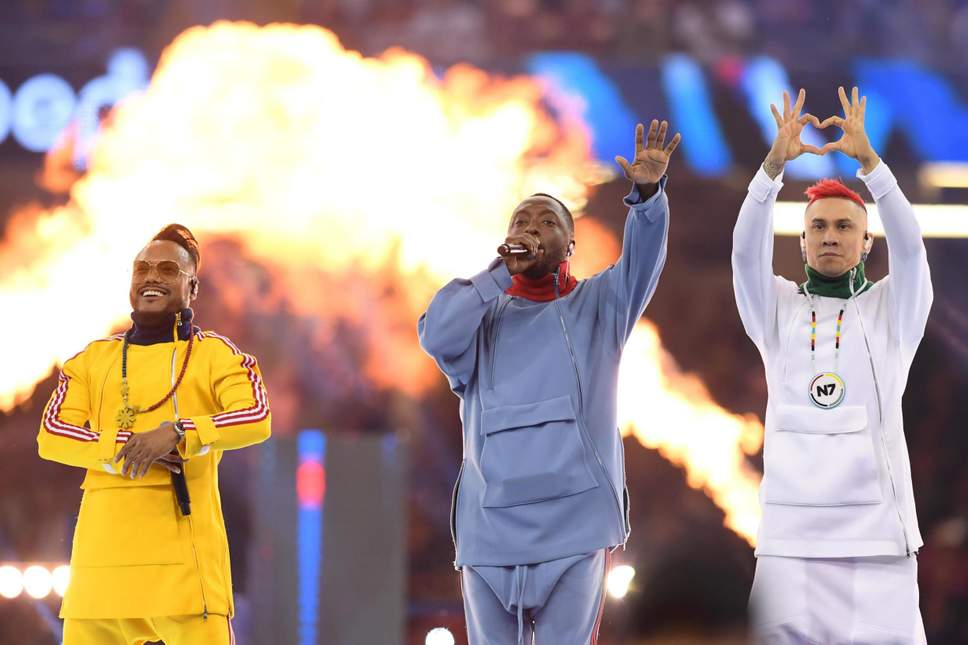 BST Hyde Park 2019: Black Eyed Peas & more to support Robbie Williams
