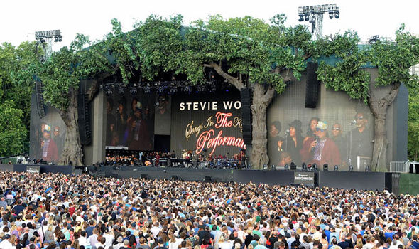 Stevie Wonder and Lionel Richie final BST Hyde Park 2019 headliners