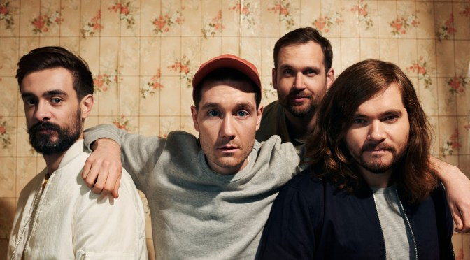 Bastille added to Citadel 2019 line up