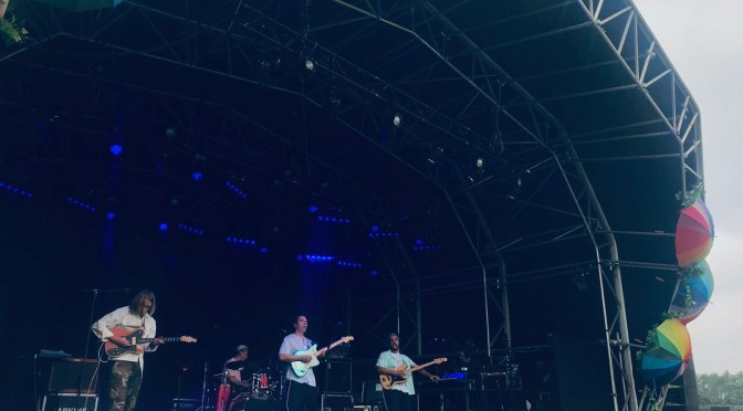 Interview: Larkins at NBHD Weekender 2019
