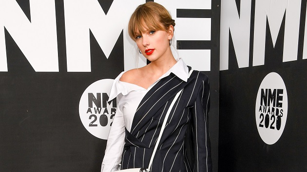 Taylor-Swift-NME-Awards-2020