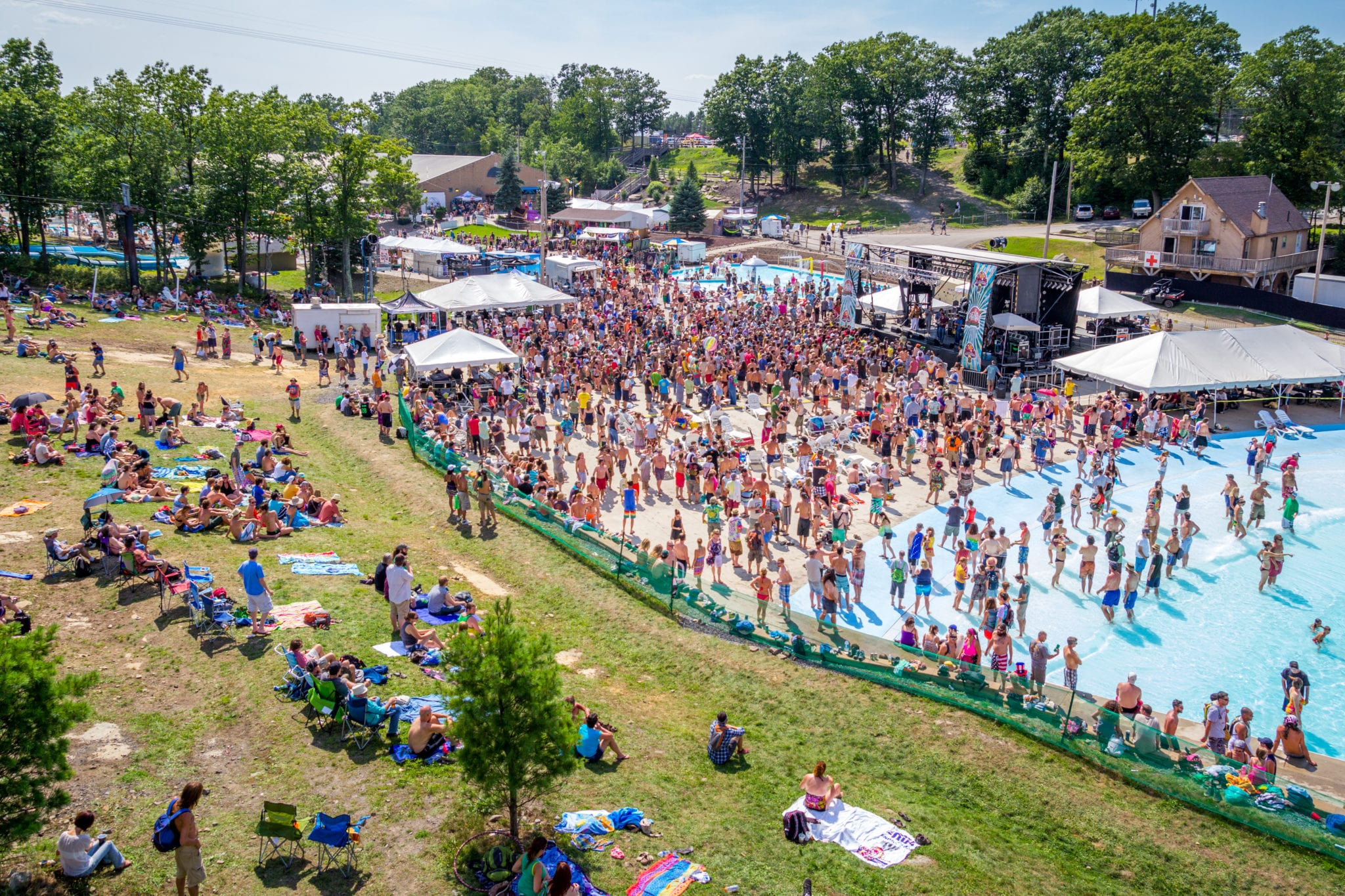 The Peach Music Festival Will Return to Montage Mountain