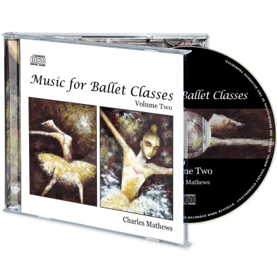 Music for Ballet Classes Volume Two