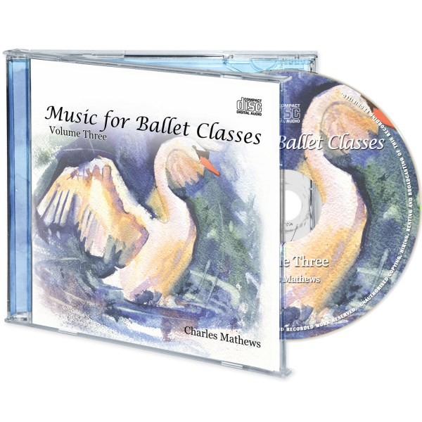 Music for Ballet Classes Volume Three