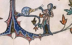 Snail with helper