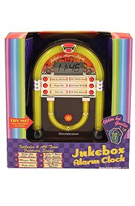 Juke Box Alarm Clock Ols