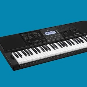 Casio CT-X800 61 note touch response keyboard with AiX