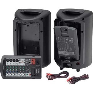 Yamaha Portable PA System Stagepas 400BT