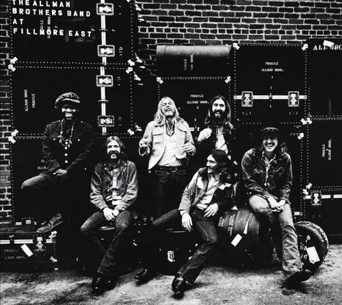 ALLMAN BROTHERS BAND – Live at Fillmore East (1971)