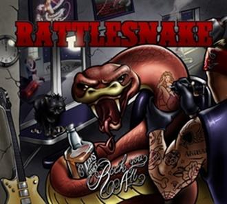 RATTLESNAKE – Rock you All (EP)