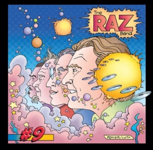 "THE RAZ BAND – #9 (CD + CD ""Live"")"