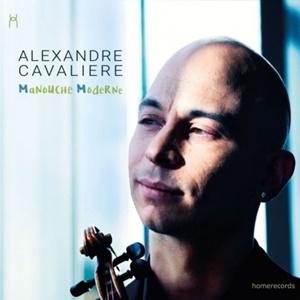 ALEXANDRE CAVALIERE – Manouche Moderne
