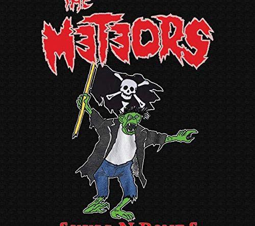 METEORS, The – Skull n'bones