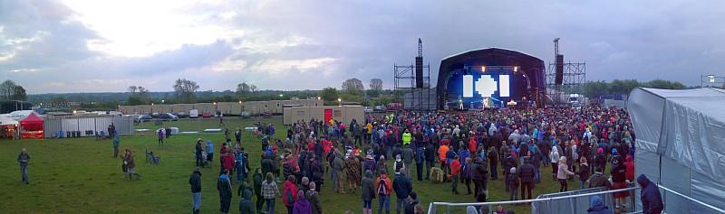Glastonbudget music festival