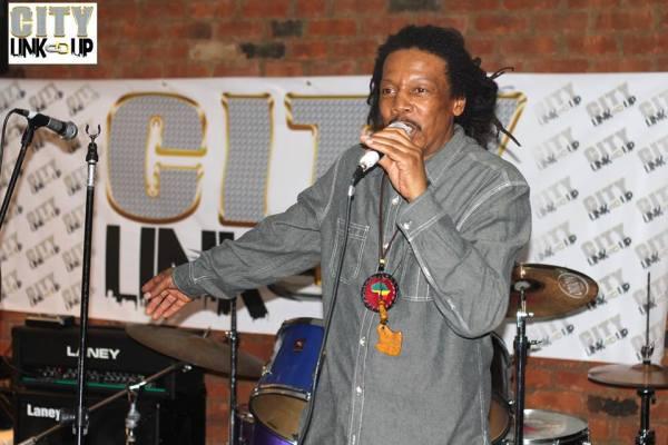 Reggae singer Tanni Browne