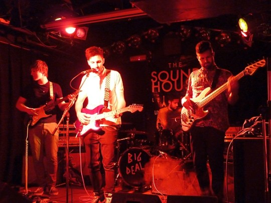 White Giant at The Soundhouse