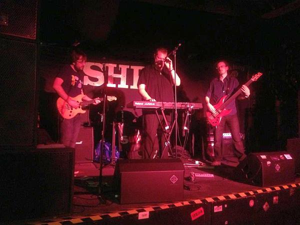April33 band at The Shed