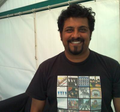 Raghu Dixit at Summer Sundae, 2011