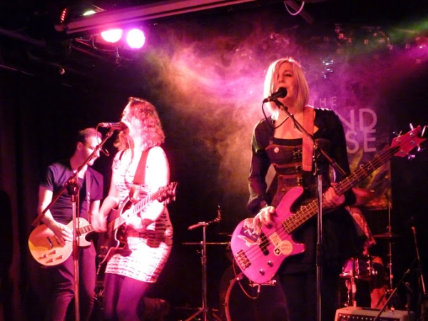 The Flying Kangaroo Alliance Oxjam 2014