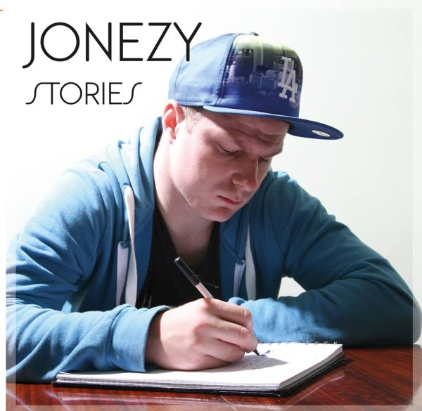 Jonezy New Album called Stories