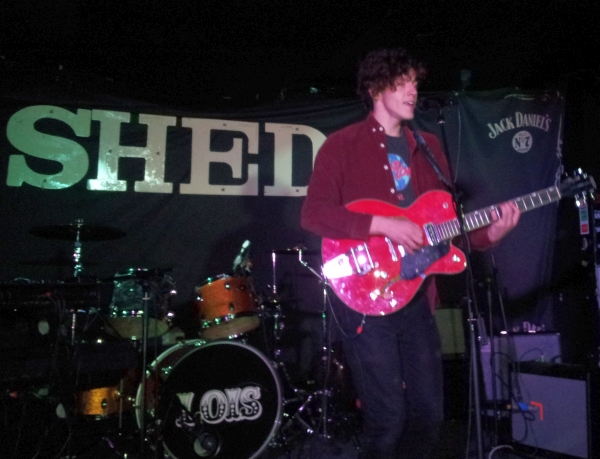 Charlie Dancer The Shed, October 9th