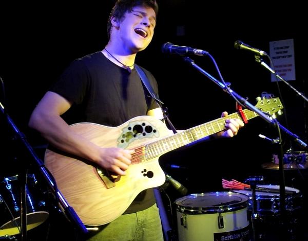 Reuben Wisner at Soundhouse